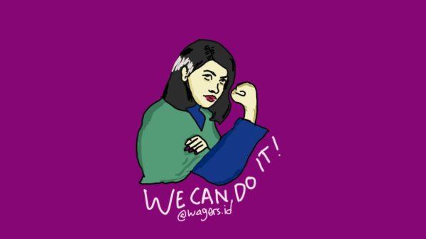Perempuan Bisa Hari Perempuan Internasional
