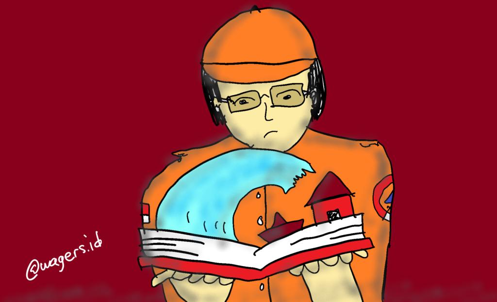 Literasi Bencana Purworejo