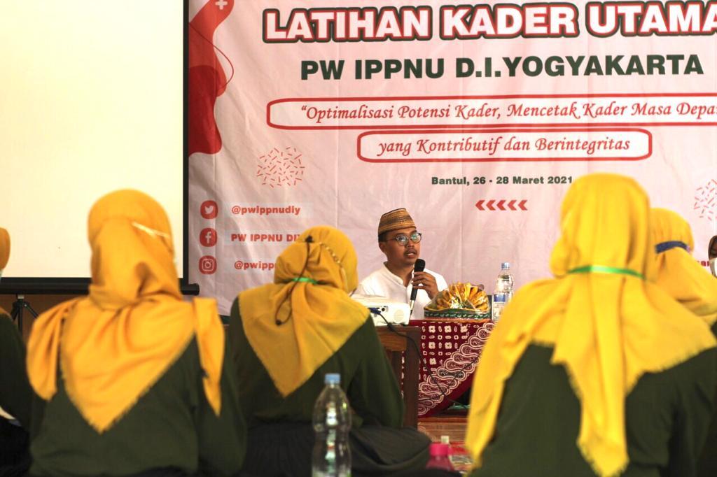 PW IPPNU Daerah Istimewa Yogyakarta Gelar Lakut